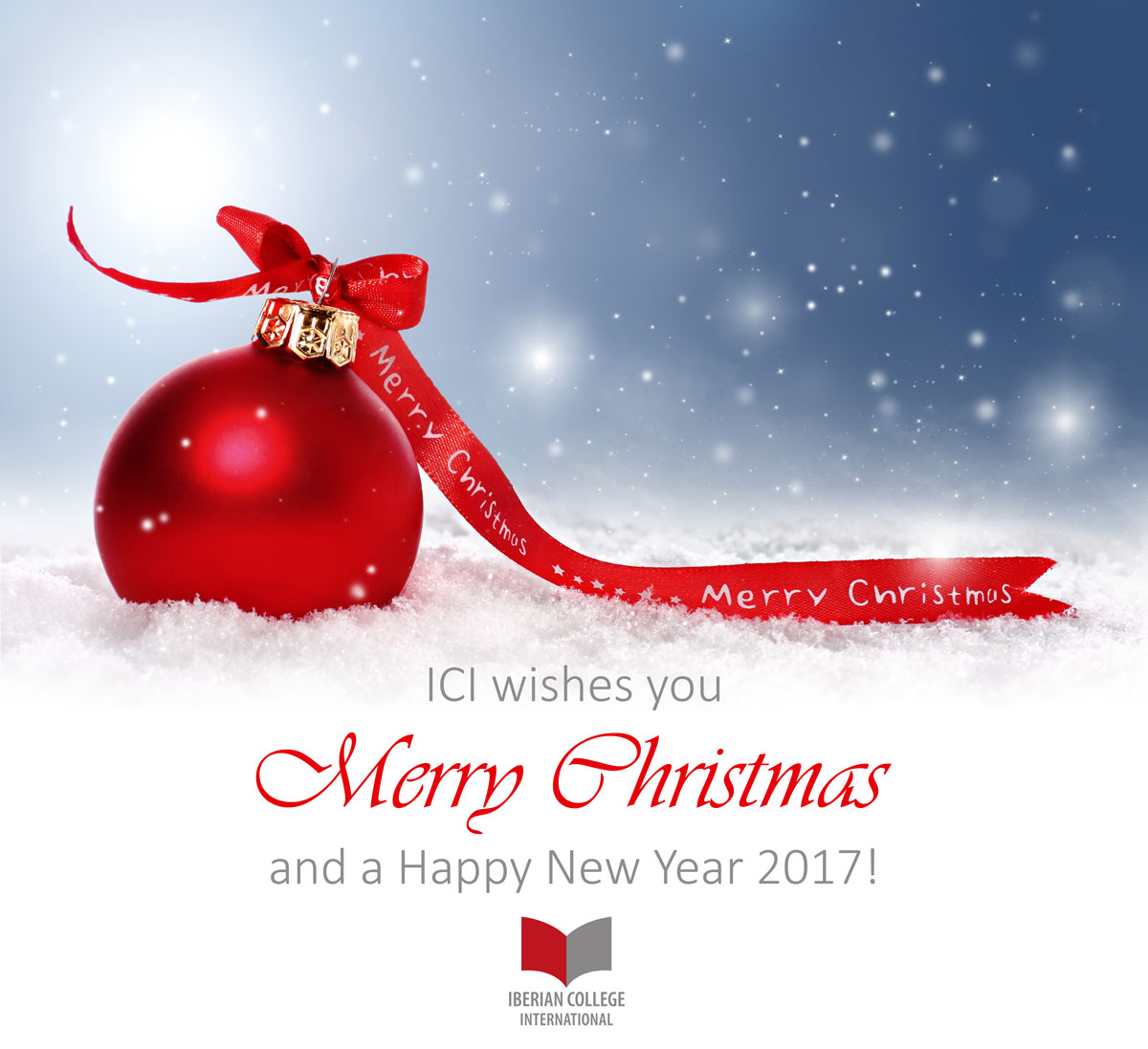 the ici team wishes merry christmas and a happy new year
