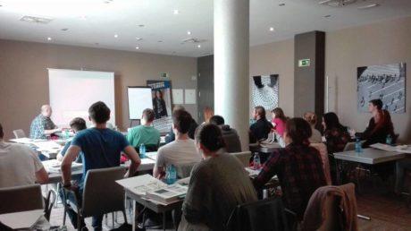 participants ICI course